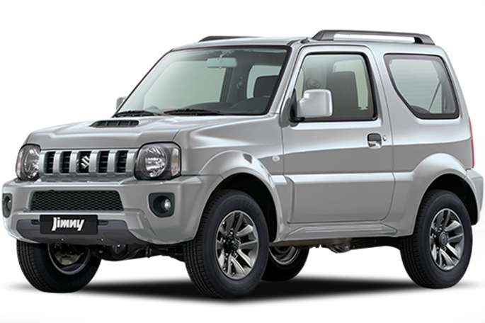 Suzuki Jimny – Back to Basics