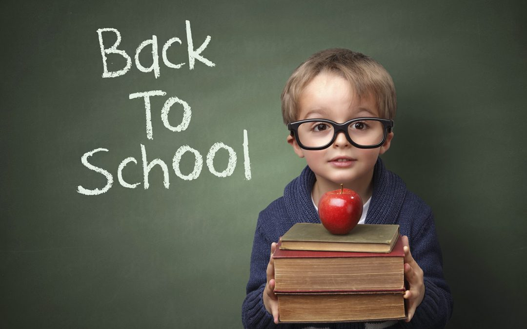 Back to School, Back to Reality – Safety Tips