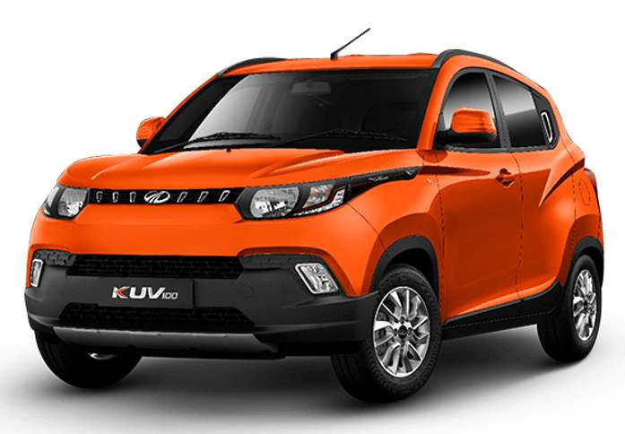 Mahindra KUV 100 K8 – 	Who's Your Daddy?