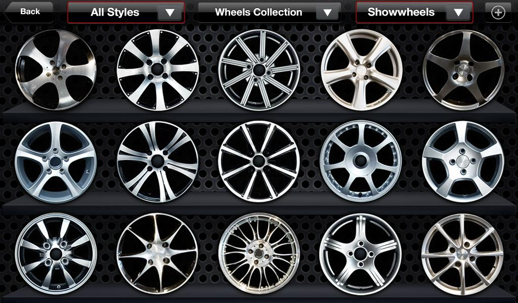 Pimp My Ride Things To Know When Upgrading Your Treads - Rim websites that show your car