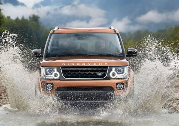 Landrover: Discovery Landmark – Cream of the Crop