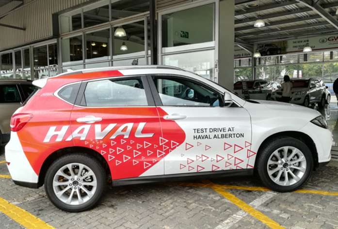 Haval H2 – Racing to the Finish Line at Raceview