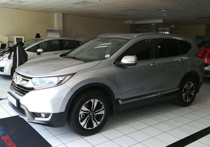 Honda CRV – Classy/Refined/Versatile