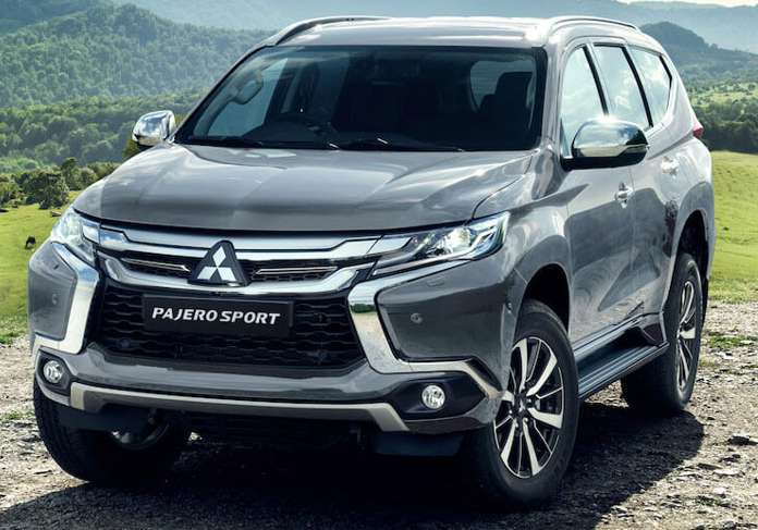 Mitsubishi Pajero Sport – Pride of the East Rand