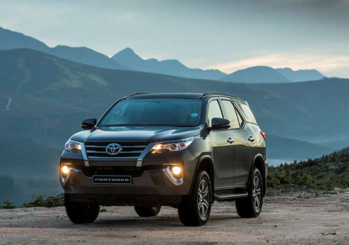 Toyota Fortuner – Good Fortune to All!