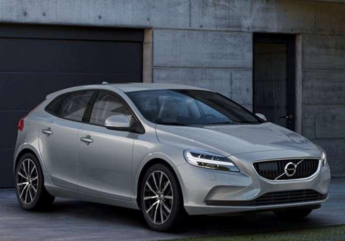 Volvo V40 – The Safest Hatchback on the Road