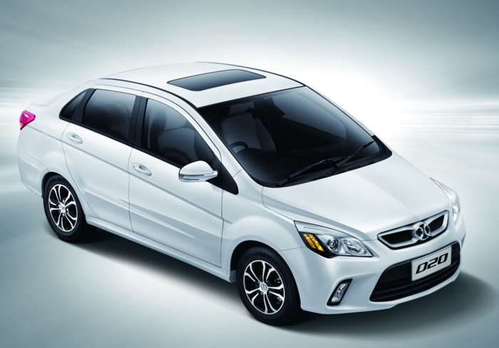 BAIC D20: BB Hatfield BAIC – A Car FOR the People
