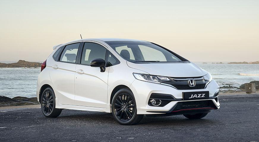 New Release: Honda Jazz Sport