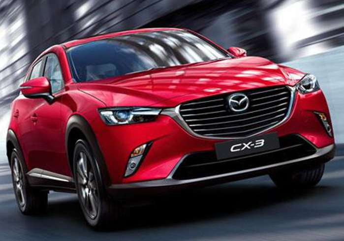 Mazda CX 3 – Born to Stand Out