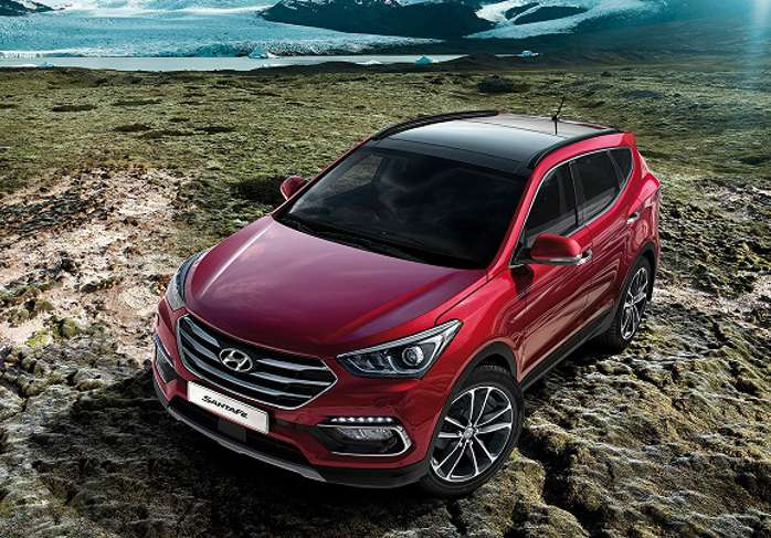 Hyundai Santa Fe – The Gold Standard