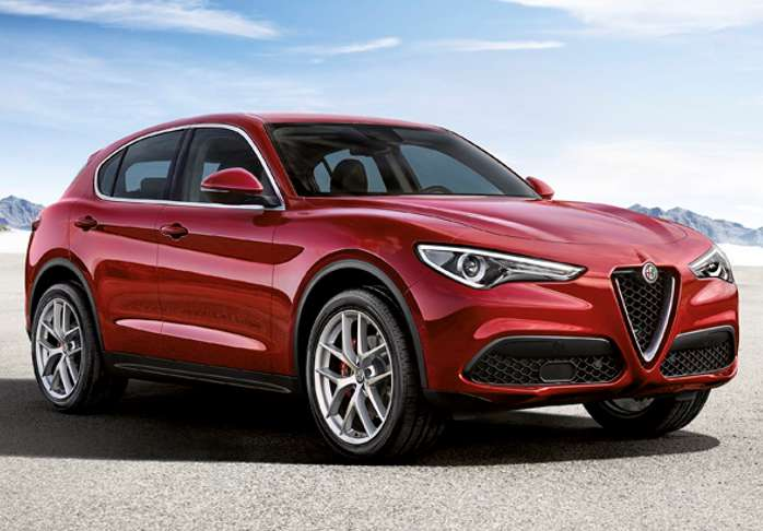 Alfa Stelvio – Turning Heads