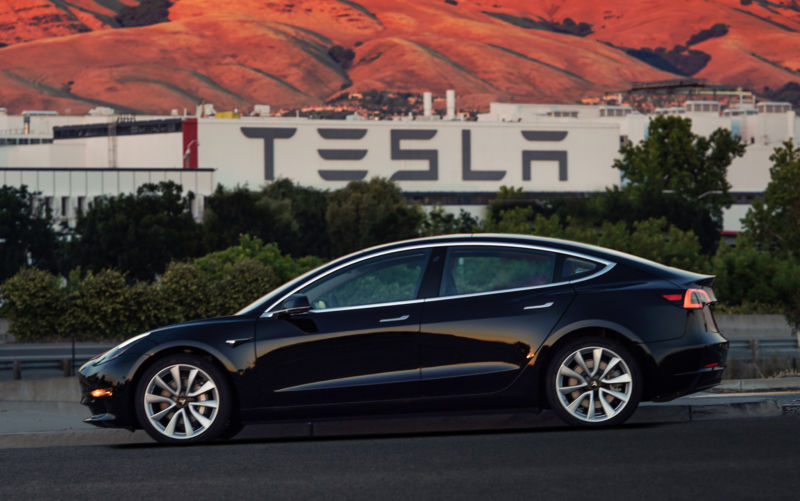Who or What is Tesla?