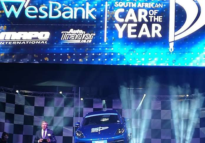 An Associate Member's Perspective on the WesBank COTY Awards Evening