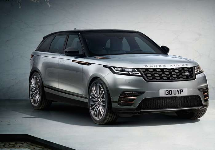Range Rover Velar – The Bold and the Beautiful