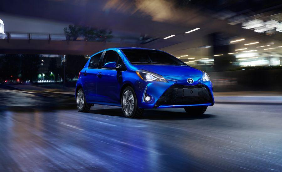 New Release: Toyota Yaris 2018