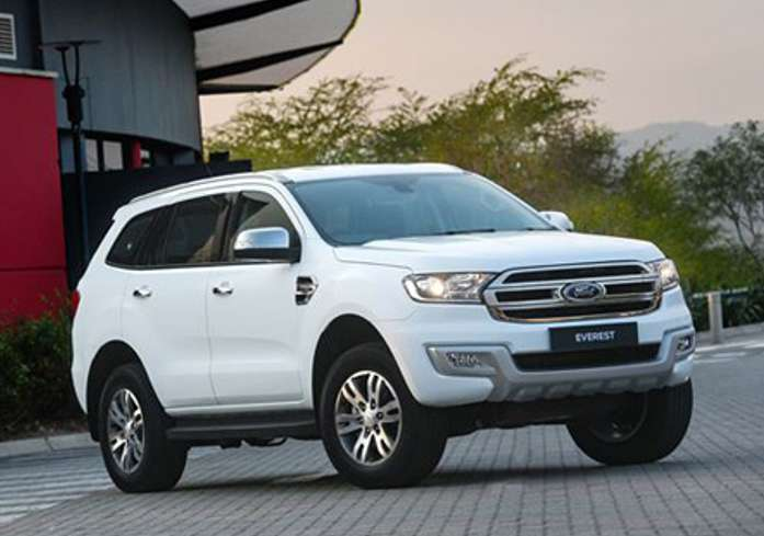 Ford Everest – Reaching the Peak