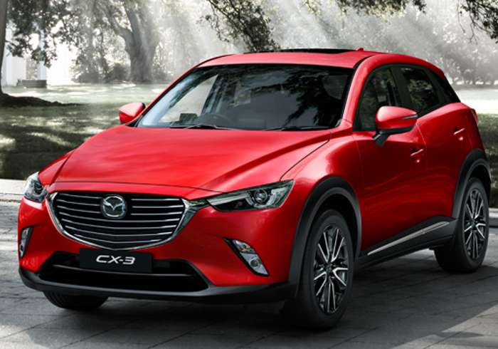 Mazda CX 3 – New Horizons