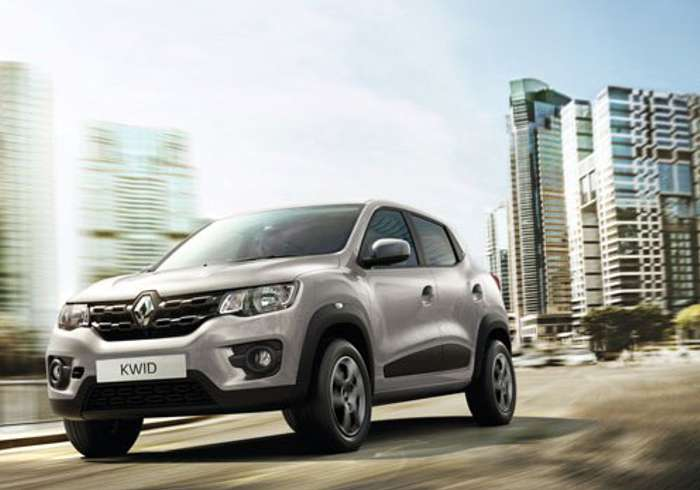 Renault Kwid – More Bang for Your Buck