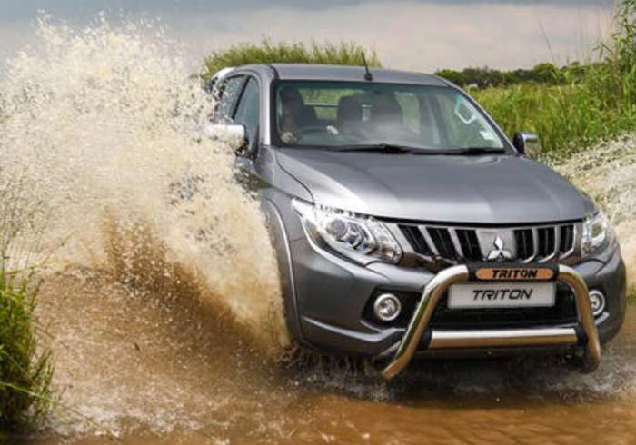 Mitsubishi Triton – Riding the Wave
