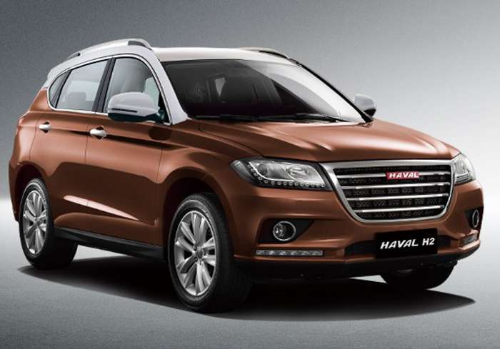 Haval H2 – Taking on the World