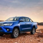 Toyota Hilux – The Most Popular Bakkie in S.A.