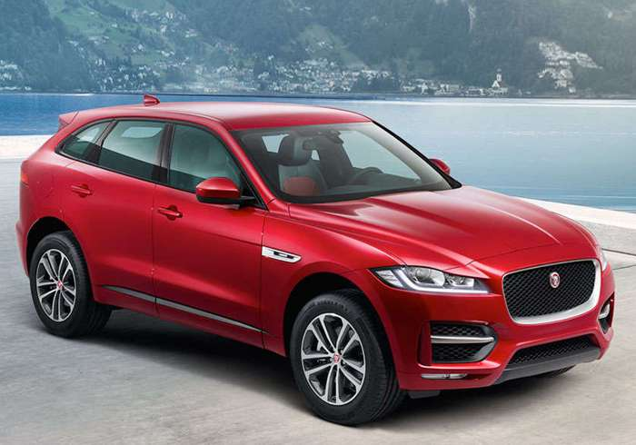 Jaguar F-Pace – The Artful Dodger