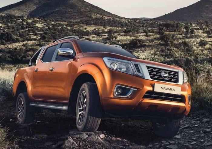 Nissan East Rand: New Navara Magic