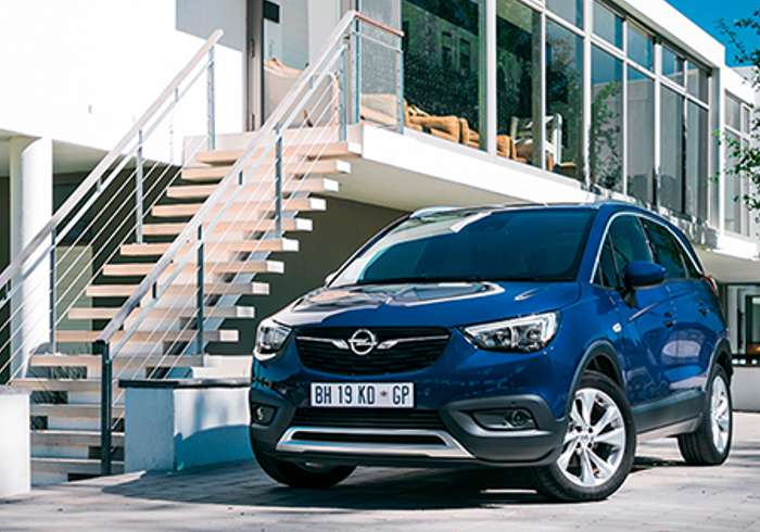 Opel Crossland: Crossing Borders, Gaining Ground