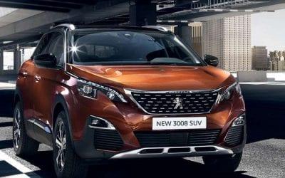 Peugeot 3008 – Taking Titles
