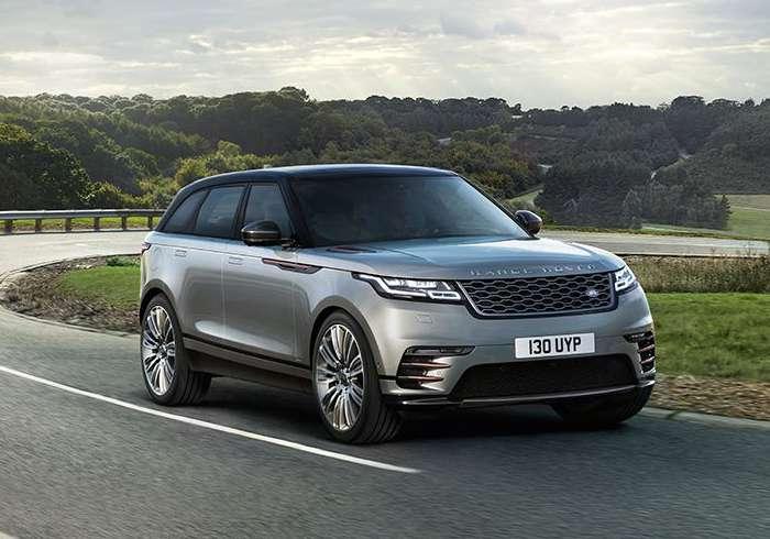 Range Rover Velar – Poised, Confident and Refined