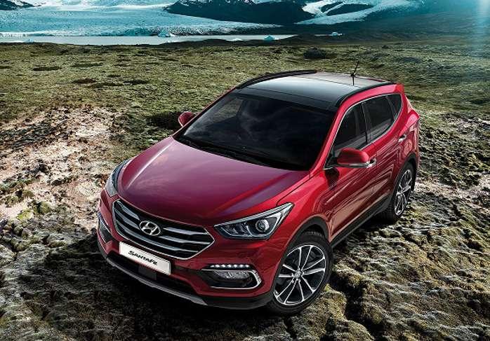 Hyundai Santa Fe – Superb, Solid Seven-Seater