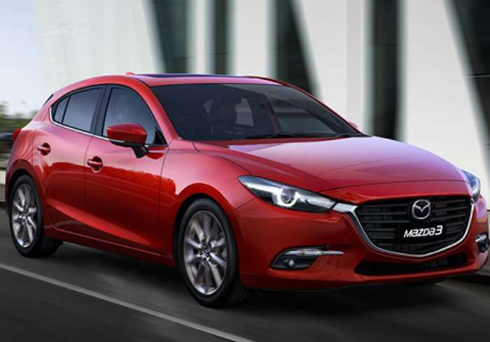 Mazda 3 – The Sky's the Limit