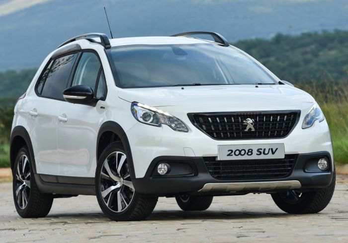 Peugeot Isando: Peugeot 2008 – Part of the Dream Team