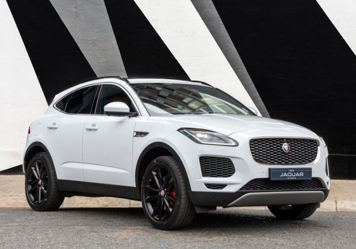 Jaguar East Rand: Jaguar E-Pace Preview – Epitome of Executive Elegance