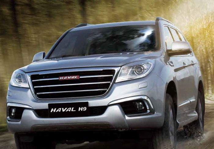 Breaking And Entering the Market | Haval H9 – Haval Centurion