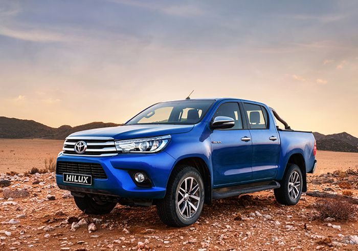 Freeway Toyota: Hilux – The Best Has Already Arrived
