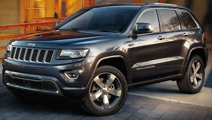 New Vaal South: Jeep Grand Cherokee – The Legend that is Jeep