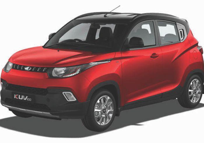 Compact SUV with Attitude! | Mahindra KUV 100 – BB Hatfield Mahindra