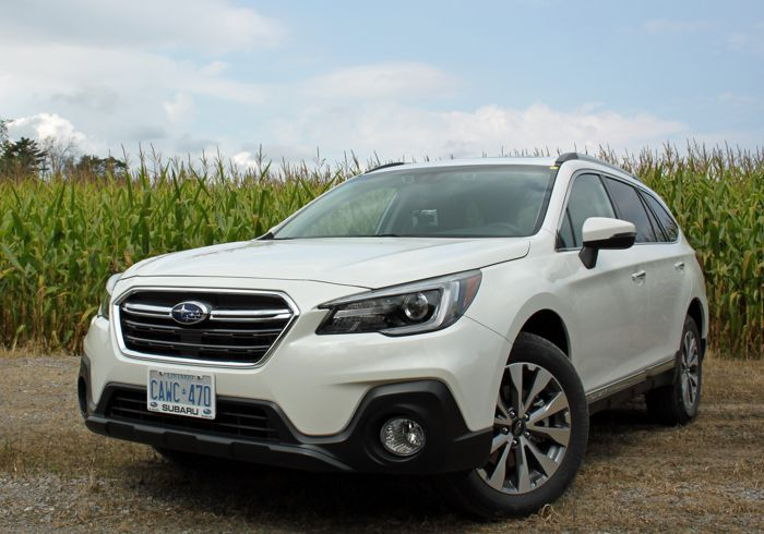 Roughing it in Style | Subaru Outback – Subaru Centurion