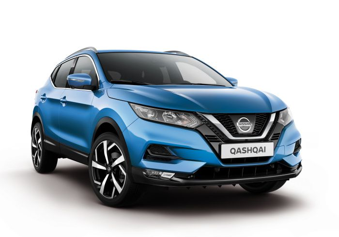 Crushing the Competition Nissan Qashqai – BB Hatfield Nissan