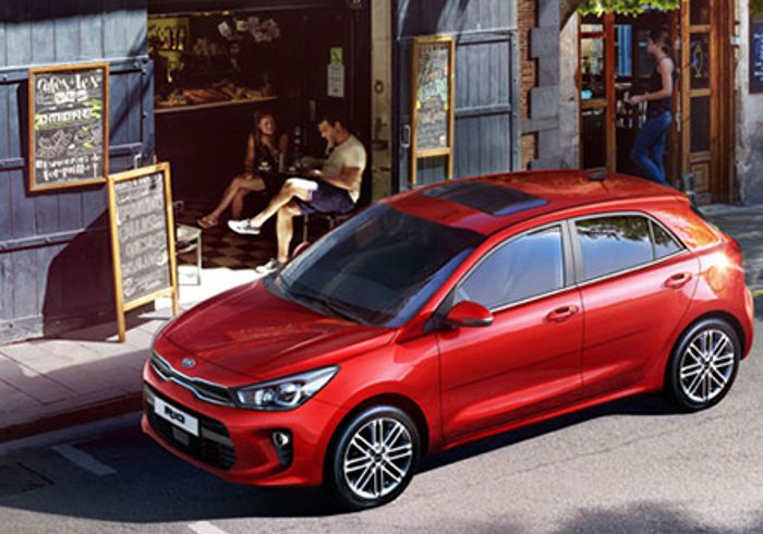 Kia Goldreef: Rio 1.4 EX – CAR-nival of Excellence