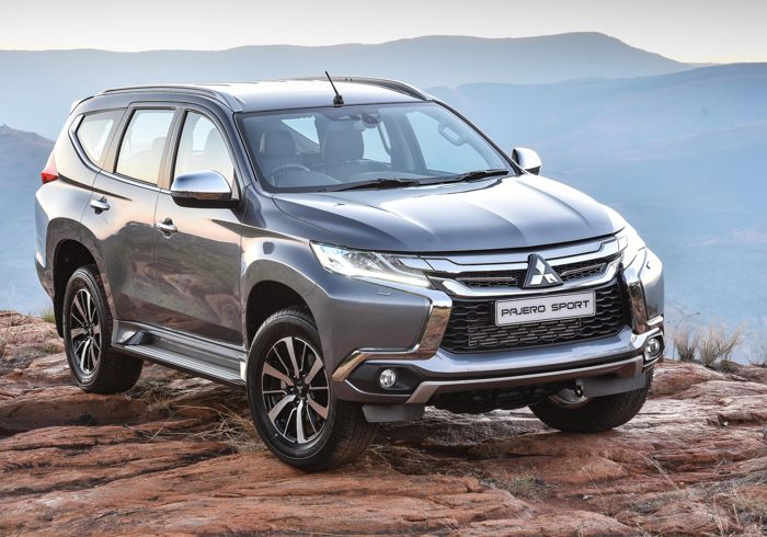 Mitsubishi East Rand: Mitsubishi Pajero Sport – Cream of the Crop