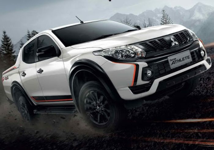An Athlete to Note | Mitsubishi Triton Athlete – Mitsubishi Menlyn