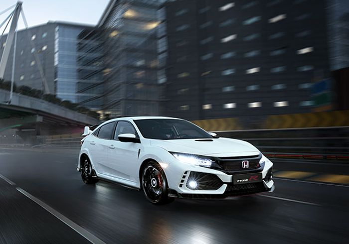 Imperial Honda East Rand: Honda Civic Type R – Fantastic Beasts and Where to Find Them