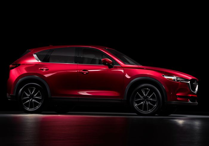 The Finest Things in Life | Mazda Germiston: Mazda CX 5