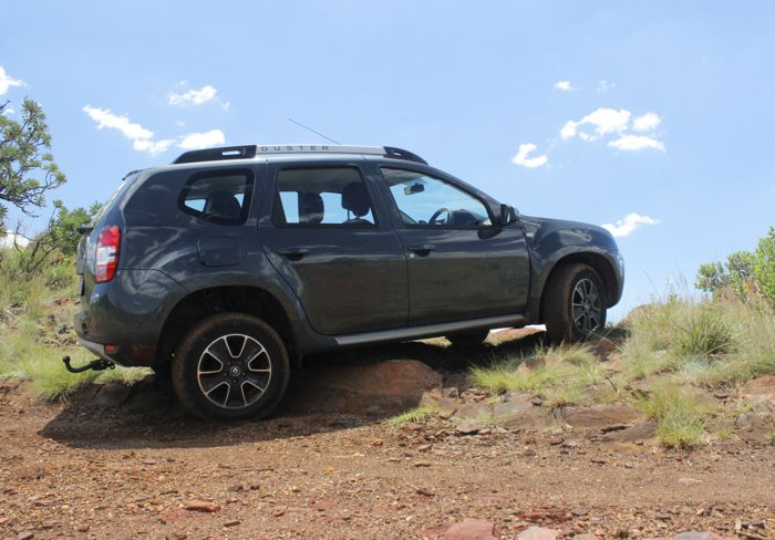 The Renault Duster 4×4 | Just Won't Take No For An Answer