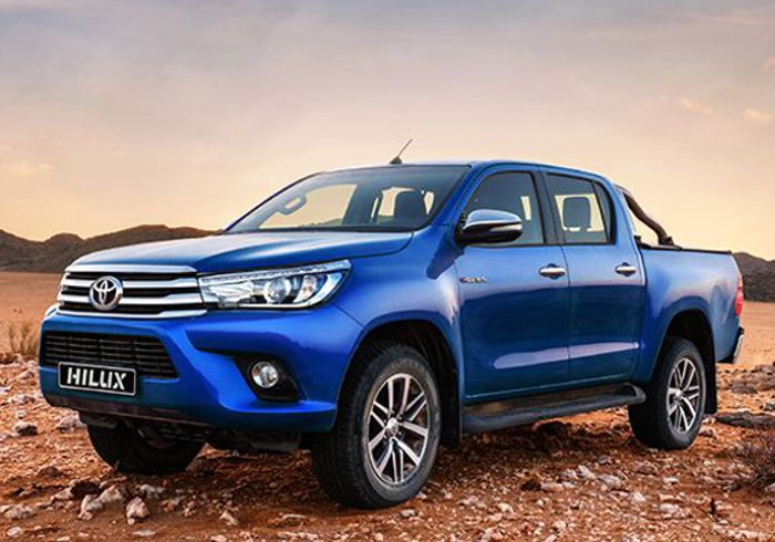 South Africa's Sweetheart | Freeway Toyota: Hilux