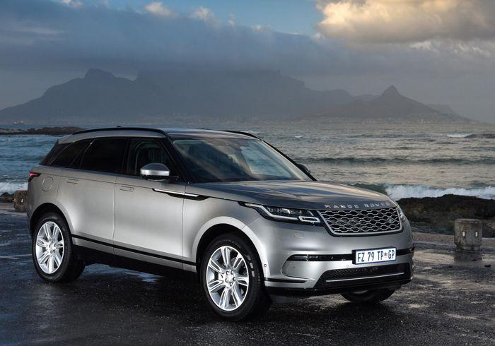 Vivacious Velar | Land Rover East Rand: Range Rover Velar