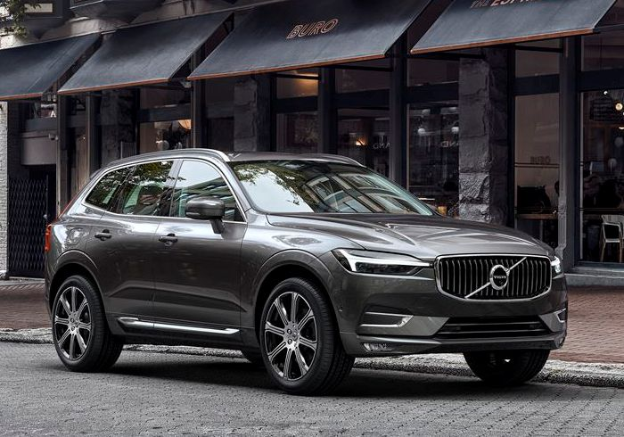 Crossover King | Volvo East Rand: Volvo XC 60