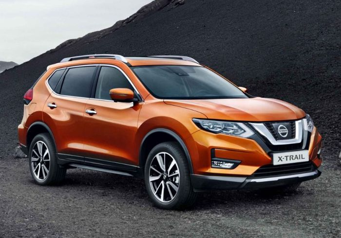 X-traordinary X-trail | BB Hatfield Nissan: Xtrail
